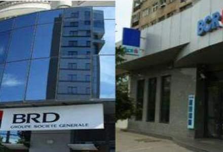 BCR versus BRD: Prima Casa salveaza creditarea la cele mai mari 2 banci din piata