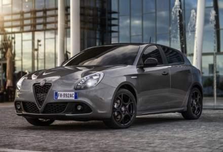 Alfa Romeo Nero Edizione: constructorul italian a lansat o editie speciala pentru Giulia, Stelvio si Giulietta