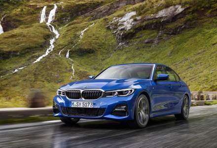 Noul BMW Seria 3 G20, primele poze cu a saptea generatie a sedanului sport