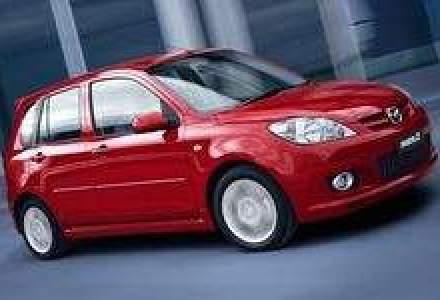 Vanzarile Mazda in Romania au crescut cu 150% in luna octombrie