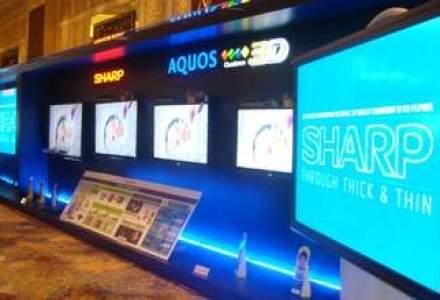 Sharp concediaza peste 5.000 angajati. Vanzarile slabe afecteaza grav compania japoneza