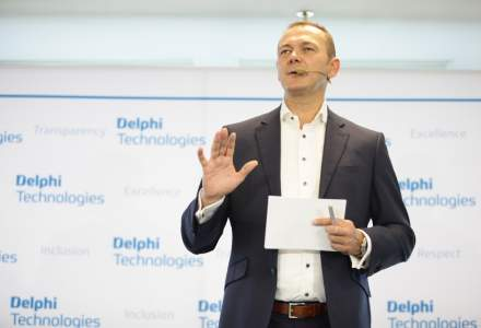 Delphi Technologies inaugureaza un centru IT global in Bucuresti