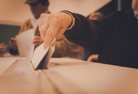 BEC - prezenta la urne: Pana la ora 16:00, au votat 3,78% dintre alegatori