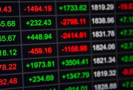 BVB: Valoarea tranzactiilor cu actiuni pe segmentul principal al pietei scade cu aproape 35% in aceasta saptamana