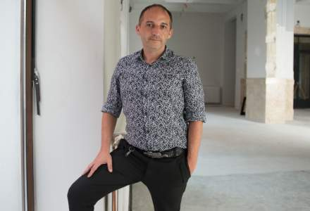 """Andrei Uleia, arhitect: Un spatiu de lucru trebuie sa fie capabil de metamorfozare in """"setup-uri"""" limitate doar de puterea imaginatiei pentru Generatia Z si Millennials"""