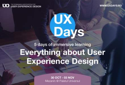 (P) Cum poti deveni sau evolua ca UX Designer, acolo unde nu exista cursuri formale sau universitare
