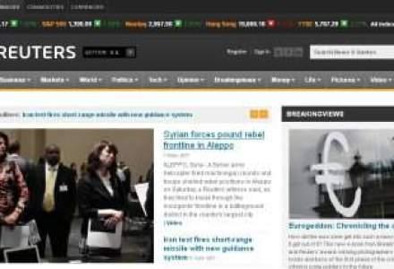 Site-ul agentiei de presa Reuters a fost atacat de hackeri