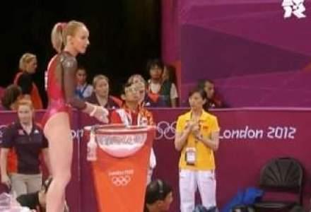 Sandra Izbasa, campioana olimpica la sarituri. Este a doua medalie de aur pentru Romania