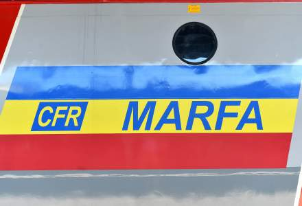 CFR Marfa estimeaza pierderi de peste 232 de milioane de lei in 2018