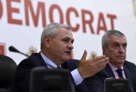 Unda verde in comisiile din Senat pentru proiectul lui Dragnea si Tariceanu care i-ar scapa de dosare si condamnari