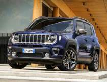 Jeep Renegade va primi...