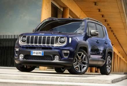 Jeep Renegade va primi versiune plug-in hybrid in 2020: productia va avea loc in Italia