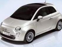 Fiat 500, Masina Anului in...