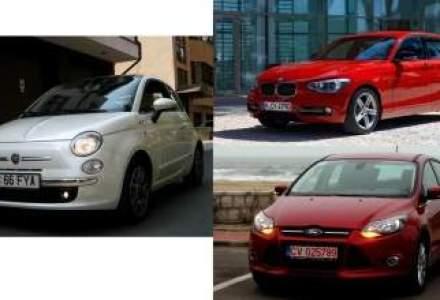 Cea mai eficienta afacere: masinile care isi pastreaza cel mai bine valoarea