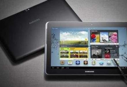 Samsung a lansat Galaxy Note 10.1, cel mai nou pariu al producatorilor sud-coreeni pe piata tabletelor [FOTO-VIDEO]