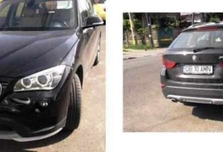 Masini ANAF: Fiscul organizeaza 7 licitatii in octombrie. Un BMW 318i este 2.900 lei fara TVA