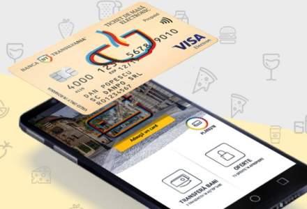 Banca Transilvania integreaza si cardurile de masa in aplicatia BT Pay