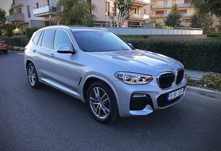 Test drive cu a treia generatie BMW X3 xDrive30d, rafinat precum X5