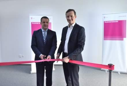 Investitie majora la Braila: Telekom deschide un centru de relatii cu clientii