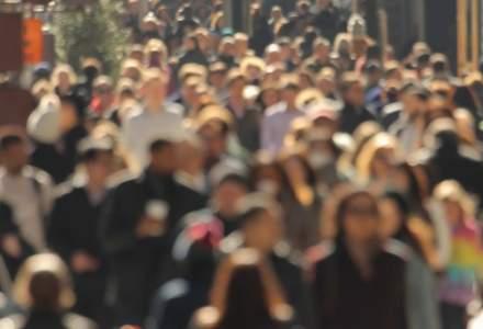 Peste 60% din populatia totala a Romaniei este apta de munca. Unde sunt cele mai multe persoane active si unde sunt cei mai multi someri?