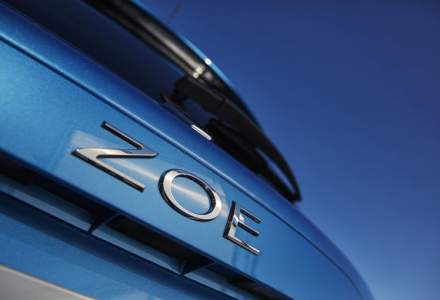 Renault dezvolta o noua generatie Zoe: francezii tintesc o autonomie de 400 de kilometri conform WLTP