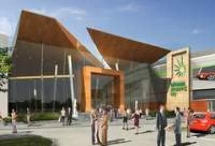 Constructia Baneasa Shopping City, pe ultima suta de metri