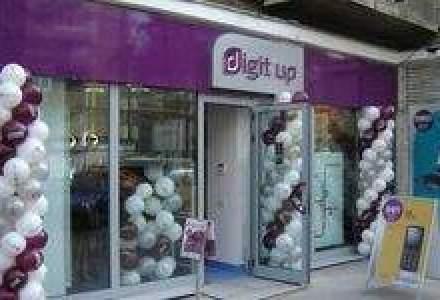Ostahie a creat al treilea lant de magazine: Digit'Up