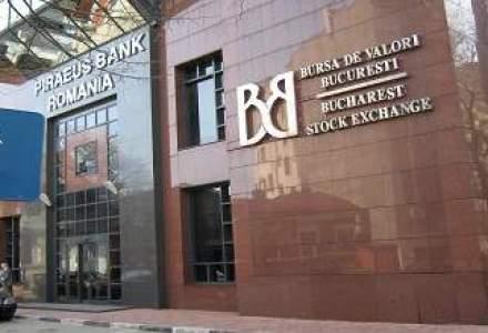 Bursa, la a treia sedinta consecutiva de scaderi