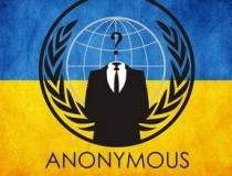 Hackerii de la Anonymous se...