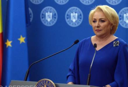 """Dancila, despre exercitiul """"Seism 2018"""": Nu am emotii, am incredere in desfasurarea acestui exercitiu"""