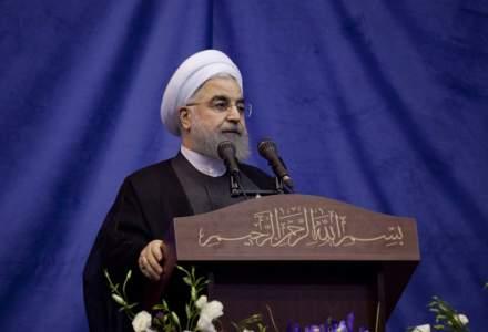 Hassan Rouhani: Statele Unite ale Americii vor o schimbare de regim in Iran
