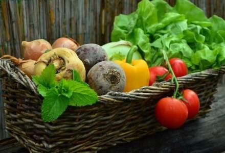 Romania a importat legume si fructe de 783,1 milioane de euro in primul semestru si a exportat de 10 ori mai putin