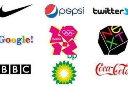 Desene de milioane: Cat platesc brandurile pentru un logo?