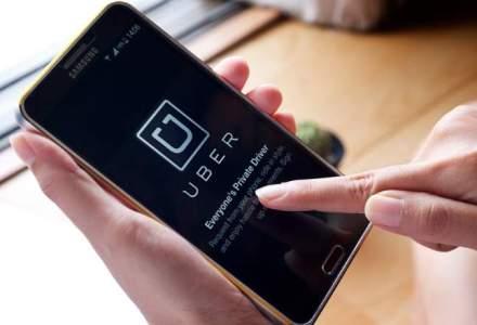 Uber lanseaza patru functii noi, disponibile si in Romania