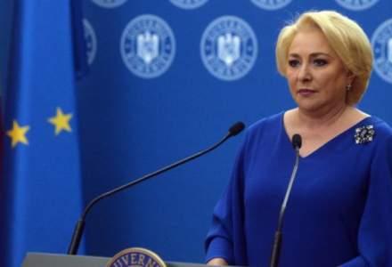 Viorica Dancila le-a cerut emirilor sa faca proiecte in parteneriat public - privat in Romania