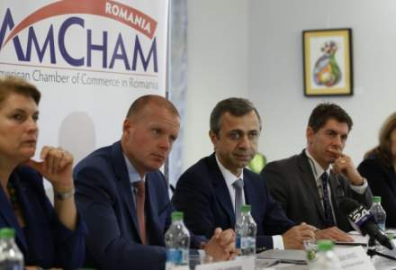 AmCham Romania despre legea pensiilor: Prezinta un risc ridicat de a crea dezechilibre bugetare