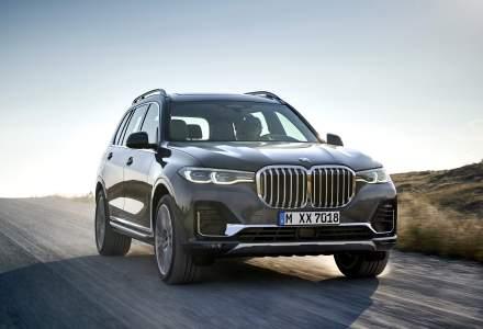 BMW X7 ajunge in martie 2019 in Romania