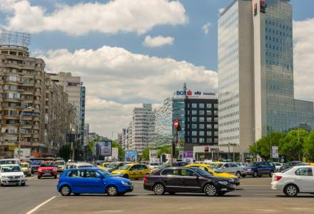 Traficul rutier va fi restrictionat in Capitala, sambata si duminica, anunta Brigada Rutiera