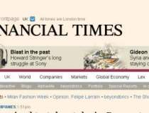 "Financial Times: ""Romania, o..."