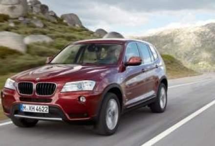 Vanzarile BMW Group au depasit un mil. automobile in primele 7 luni