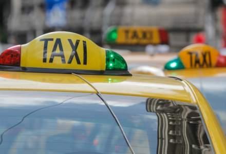 Controale ale politiei la taximetristii din zona a opt aeroporturi. Amenzi de aproape 30.000 lei