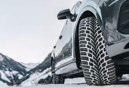 Nokian anunta trei noi modele de anvelope de iarna. WR SUV 4 este conceput pentru ierni care amesteca lapovita cu ploaia si zapada
