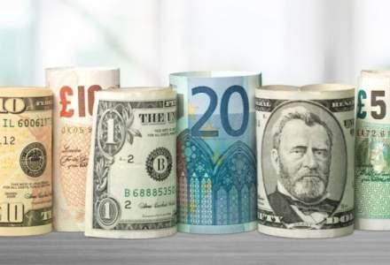 Curs valutar BNR astazi, 23 octombrie: euro stagneaza, dar dolarul creste in raport cu leul