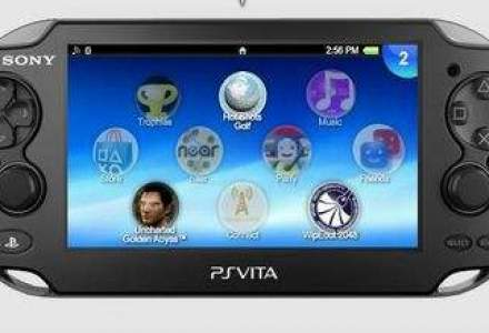 Sony acuza dezvoltatorii de jocuri video pentru esecul PS Vita