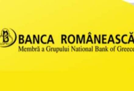 Banca Romaneasca va deveni actionarul majoritar al NBG Leasing