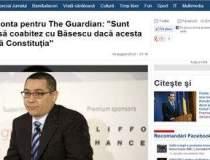 Victor Ponta pentru The...