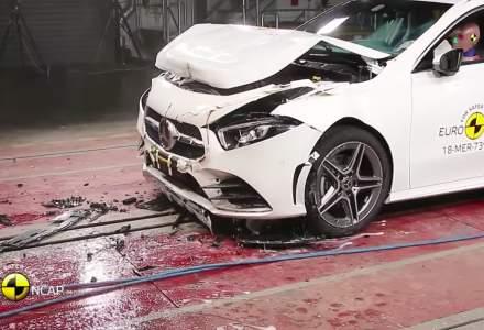Modele Mazda, Citroen, Peugeot, Hyundai, Mercedes-Benz si Lexus, testate de Euro NCAP
