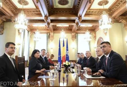 """Consultari la Cotroceni: Decalogul PSD pentru """"independenta reala a Justitiei si respectarea statului de drept"""""""