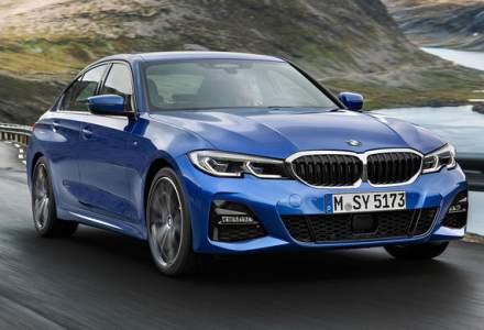 Noua generatie BMW Seria 3 are preturi pentru Romania: start de la 39.000 de euro