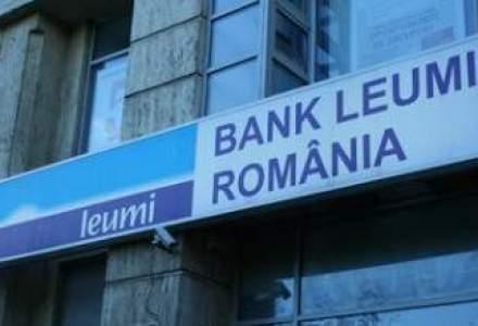 Bank Leumi a facut profit de 11,7 mil. lei la 6 luni